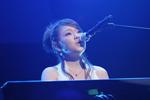 09年8月に行われた 『Voice of McDonald's 2010』日本大会決勝で熱唱する中山さん