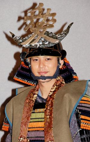 1位のNHK大河ドラマ『天地人』。取材会に出席した主演・妻夫木聡 (C)ORICON DD inc.