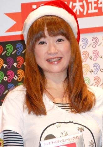 『第35回ニッポン放送 ラジオ・チャリティ・ミュージックソン』に出演した山瀬まみ (C)ORICON DD inc.