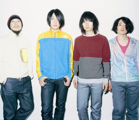 フジファブリック(右から2番目が志村正彦さん)