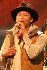 『第60回NHK紅白歌合戦』のリハーサルを行ったFUNKY MONKEY BABYSモン吉 (C)ORICON DD inc.