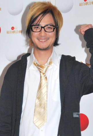 『第60回NHK紅白歌合戦』のリハーサルに臨んだ遊助 (C)ORICON DD inc.