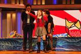 『第60回NHK紅白歌合戦』のリハーサルに臨んださくらまや、さかなクンとの共演も
