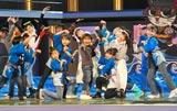『第60回NHK紅白歌合戦』のリハーサルに臨んだ加藤清史郎