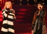 揃って出演する『第60回NHK紅白歌合戦』のリハーサルに臨んだ倖田來未(左)と妹のmisono (C)ORICON DD inc.