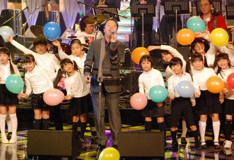 『第51回日本レコード大賞』(TBS系)に出演したゴダイゴ (C)ORICON DD inc.