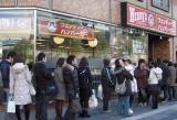 本日31日で国内全店舗が閉店となるウェンディーズ(写真は西銀座店)