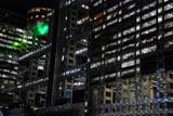 嵐主演新春SPドラマ『最後の約束』の放送を記念しフジテレビ本社屋をライトアップ (C)ORICON DD inc.