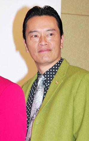 TBS日曜劇場『特上カバチ!!』制作発表記者会見に出席した遠藤憲一 (C)ORICON DD inc.