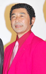 TBS日曜劇場『特上カバチ!!』制作発表記者会見に出席した高橋克実