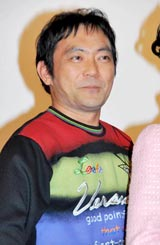 TBS日曜劇場『特上カバチ!!』制作発表記者会見に出席した渡辺いっけい