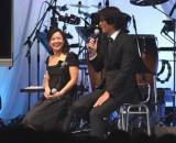 20年ぶりとなるライブ『薬師丸ひろ子 SONGS 2010』では、映画で共演する豊川悦司と行定勲監督を含めてのトークショーも行われた