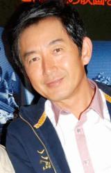 映画『パラノーマル・アクティビティ』の試写会イベントに参加した石田純一 (C)ORICON DD inc.