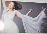 写真展『Glamorous Mama グラマラス・ママ〜美しき12人の愛のかたち〜』でモデルを務めた、妊娠中の青木さやか (C)ORICON DD inc.