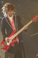 NHKのバンクーバーオリンピックテーマソング オフィシャル映像収録を行ったラルク アン シエル・tetsuya