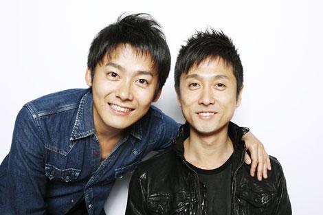 菅広文(左)と宇治原史規(右)の高学歴コンビ・ロザン