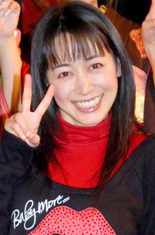 サムネイル 横山智佐 (C)ORICON DD inc.