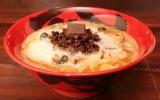 味噌ラーメンにチョコレートを加えた「麺屋武蔵 武骨」の『味噌ガーナ2010』