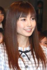 ドラマ『泣かないと決めた日』の制作発表会見に出席した片瀬那奈 (C)ORICON DD inc.