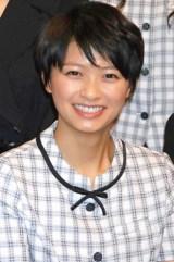 ドラマ『泣かないと決めた日』の制作発表会見に出席した榮倉奈々 (C)ORICON DD inc.