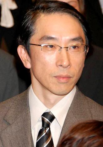 ドラマ『泣かないと決めた日』の制作発表会見に出席した段田安則 (C)ORICON DD inc.