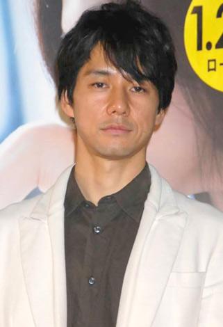 映画『サヨナライツカ』ジャパン・プレミアに出席した西島秀俊 (C)ORICON DD inc.