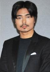 NHKドラマ『母さんへ』試写会後会見を行った小澤征悦 (C)ORICON DD inc.