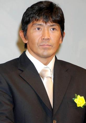 蝶野正洋のデビュー25周年記念パーティーに参加した船木誠勝 (C)ORICON DD inc.