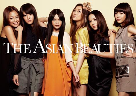サムネイル アジアの歌姫6人が結成したユニット「The Asian Beauties」(左から)ジェイミー・フォン(香港)、ジアチン・ウェイ(中国)、レイニー・ヤン(台湾)、JUJU(日本)、ミント(タイ)、オリビア・オン(シンガポール)