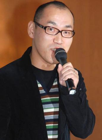 舞台『象』の制作発表会見に主席した山西惇 (C)ORICON DD inc.