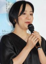 舞台『象』の制作発表会見に主席した神野三鈴 (C)ORICON DD inc.