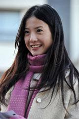 二宮演じる玄野を一途に想い続ける多恵役で吉高由里子が出演 (C) 2011「GANTZ」FILM PARTNERS