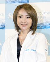 シック・ジャパンの研究機関『FREE YOUR SKIN研究所』の所長に就任した、西川史子