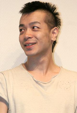 映画『ボーイズ・オン・ザ・ラン』の公開初日舞台あいさつに登壇した銀杏BOYZの峯田和伸 (C)ORICON DD inc.