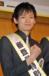 審査員特別賞の古川雄輝さん(C)ORICON DD inc.
