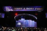 昨年の殿堂入り記念式典の模様(c) 2010 WorldWrestling Entertainment, Inc. All Rights Reserved.