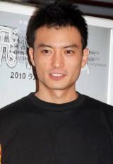 舞台『飛龍伝2010 ラストプリンセス』の公開稽古を行った徳重聡 (C)ORICON DD inc.