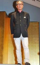 映画『劒岳 点の記』で『2010年エランドール賞』作品賞を受賞した木村大作監督 (C)ORICON DD inc.