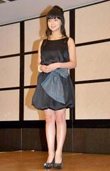 『2010年エランドール賞』新人賞を受賞した多部未華子 (C)ORICON DD inc.