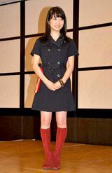 『2010年エランドール賞』新人賞を受賞した志田未来 (C)ORICON DD inc.