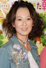 舞台『はやく起きた朝は…』の公開ゲネプロを行った森尾由美 (C)ORICON DD inc.