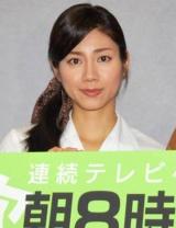 NHK連続テレビ小説『ゲゲゲの女房』取材会を行った松下奈緒 (C)ORICON DD inc.