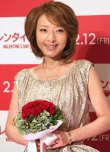 映画『バレンタインデー』のトークイベントに出席した西川史子 (C)ORICON DD inc.