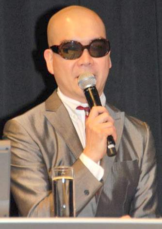 ポリープ除去手術から復帰し司会を務めたRHYMESTERの宇多丸 (C)ORICON DD inc.