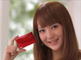 笑顔がキュートな佐々木希/『FinePix Z700EXR』(富士フィルム)新CM