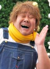 デビューシングル「笑っているよ」の発売記念イベントを行ったホンジャマカ・石塚英彦 (C)ORICON DD inc.