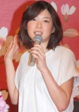 2011年度の大河ドラマ『江〜姫たちの戦国〜』で主演する上野樹里 (C)ORICON DD inc.