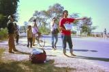 『電波少年』シリーズが初のDVD化! ヒッチハイクで世界を旅した猿岩石・有吉弘行の勇姿も収録