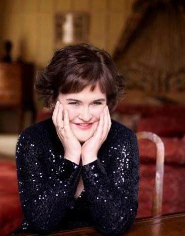 スーザン・ボイル(Photo Credits Images by Hugh Stewart as appeared in the September 2009 issue of Harper's Bazaar U.S.)