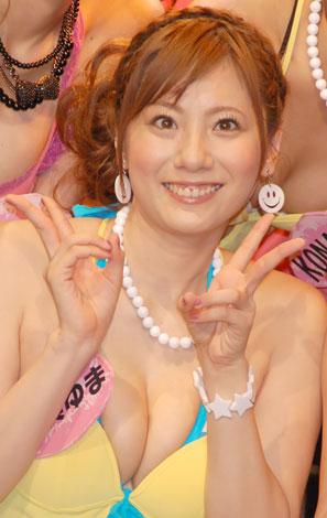 恵比寿マスカッツのCDデビューイベントに出席した麻美ゆま(C)ORICON DD inc.
